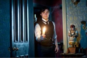 """Daniel Radcliffe dans """"La Dame en Noir"""" (2012)"""