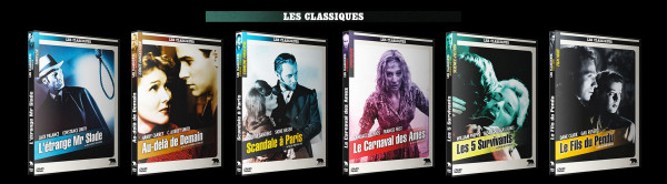 Classiques Artus DVD