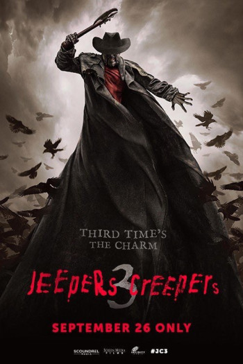 Jeepers Creepers 3 : l'affiche