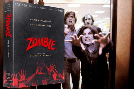 Zombie coffret BR