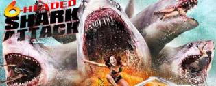 L'attaque du requin à 6 têtes