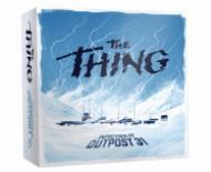 The Thing : le jeu de plateau