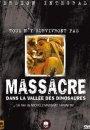 Massacre dans la vallée des dinosaures
