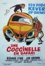 Une Coccinelle en Safari