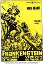 Frankenstein conquiert le monde