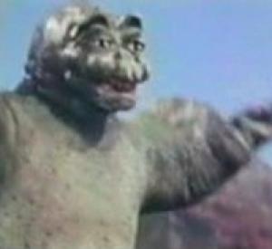 Le Fils de Godzilla