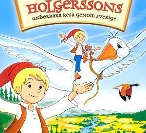 Adventures of Nils Holgersson