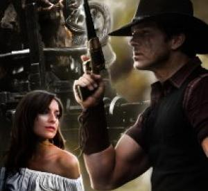 Alien Showdown : The Day the Old West Stood Still