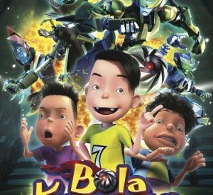 Bola kampung : The movie
