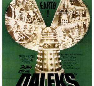 Dr. Who Contre les Daleks