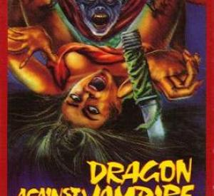 Dragon Against Vampire