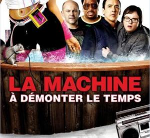 La Machine à Demonter le Temps - Very Hot tub