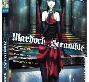 Mardock Scramble - Film 2: The Second Combustion