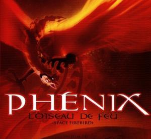 Phénix : l'oiseau de feu - Les Vengeurs de l'espace