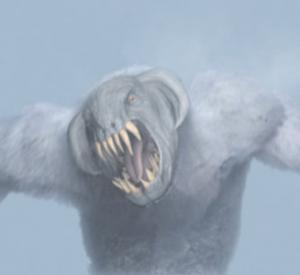 Rage of the Yeti