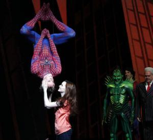 Spider-Man : Turn Off The Dark