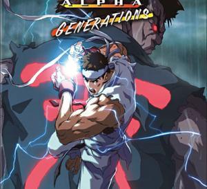Street Fighter Alpha : Generations