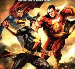 Superman-Shazam! : The Return Of Black Adam