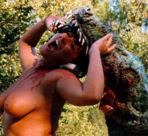 Jurassic Trash - Terror of Prehistoric Bloody Monster from Space