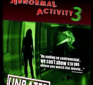 Abnormal Activity 3