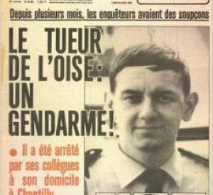Alain Lamare en couverture du Parisien (09/04/79)