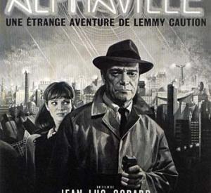 Alphaville: Une étrange aventure de Lemmy Caution