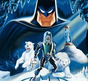 Batman & Mr Freeze: Subzero