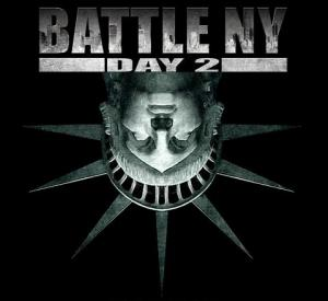 Battle: New York - Day 2