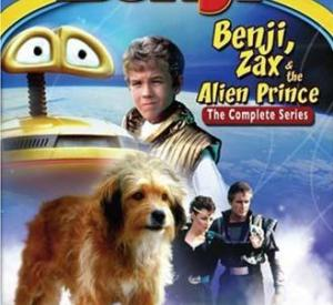 Benji Zax & the Alien Prince