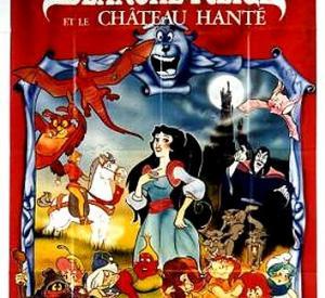 Blanche-Neige et le Chateau Hanté