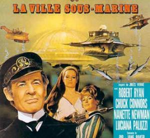 Le Capitaine Némo et la Ville Sous-Marine