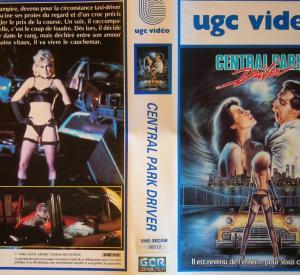 Central Park Driver (VHS)