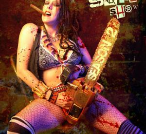 The Chainsaw Sally Show