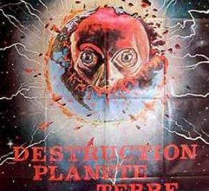 Destruction Panète Terre