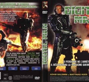 Jaquette du DVD France
