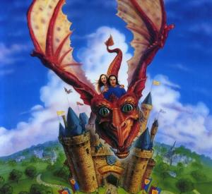 Le Chateau du petit Dragon