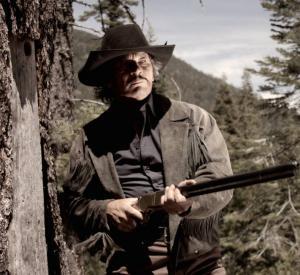 "Robert Bronzi dans ""From Hell to the Wild West"""