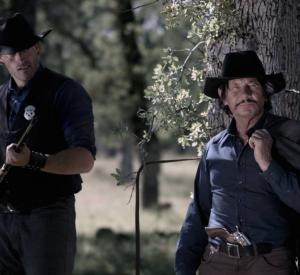 """Colin Bryant & Robert Bronzi dans """"From Hell to the Wild West"""""""
