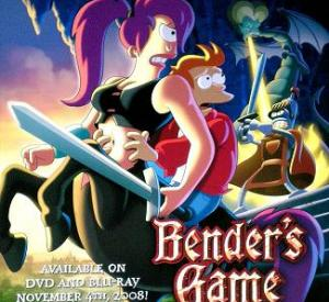 Futurama : Bender's game