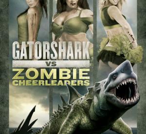 Gatorshark Vs. Zombie Cheerleaders