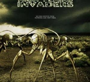 Alien Invaders - Invasion au Far West