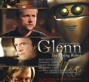 Glenn 3948 : Le robot volant