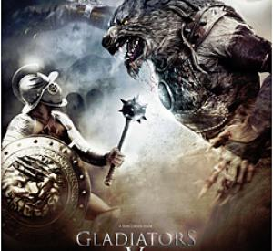 Gladiators V Werewolves : Edge of Empire