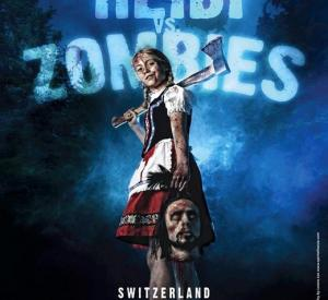 Heidi Vs. Zombies