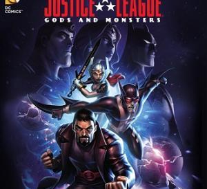 Les Aventures de la Ligue des justiciers : Dieux et Monstres