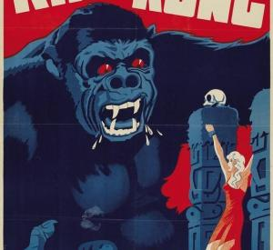 King Kong (Danish movie poster)