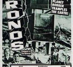 Kronos - Le Conquérant de l'Univers