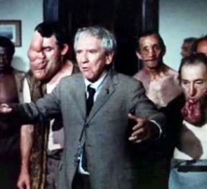 Burgess Meredith et ses troupes infernales