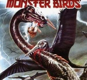 Legend of the dinosaurs and monster birds
