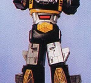 Leopardon, le robot géant de Spider-Man